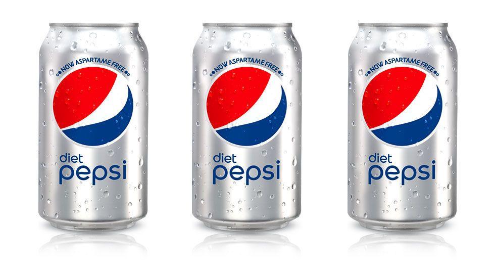 diet pepsi aspartame free