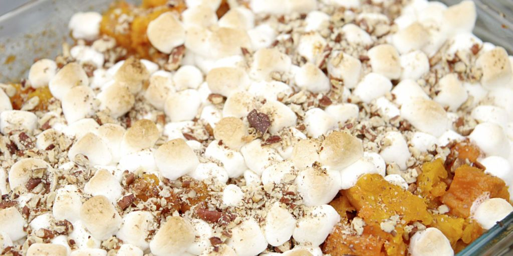 Kate's Favorite Sweet Potato Casserole