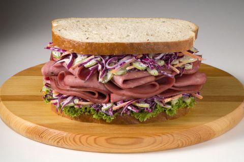 Food, Finger food, Ingredient, Baked goods, Breakfast, Sandwich, Dish, Vegetable, Snack, Hardwood,