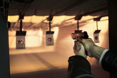 Cameras & optics, Shooting, Tints and shades, Camera accessory, Shooting range, Shooting sport, Shadow, Video camera, Air gun, Camera,