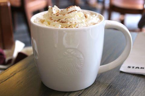 Starbucks Pumpkin Spice Latte Cup
