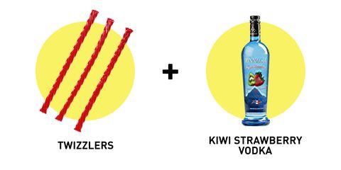 Yellow, Bottle, Line, Bottle cap, Symbol, Plastic bottle, Graphics, Label, Clip art,