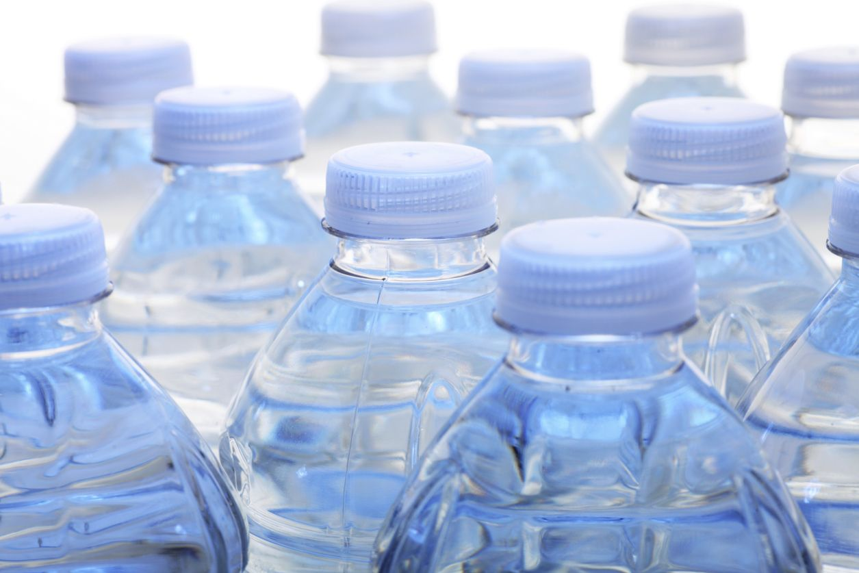 Beware of bottled water What is the harm in a plastic bottle