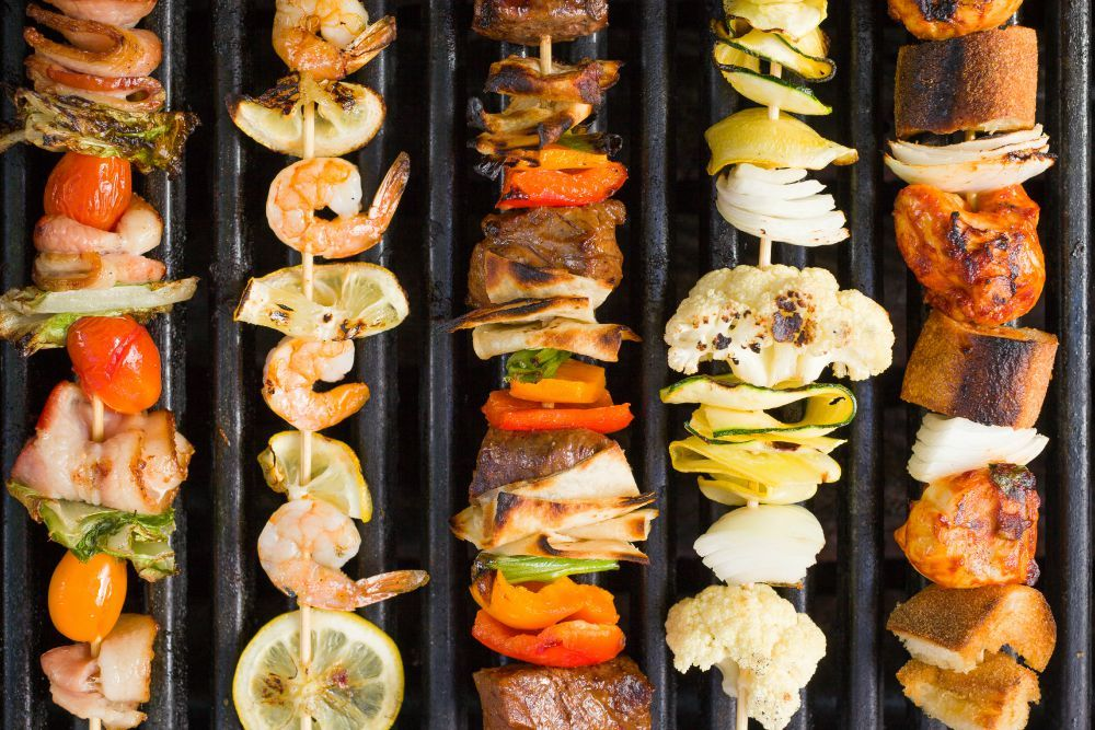 20 Easy Bbq Skewer Grilled Kebab Recipes For A Barbecuedelish