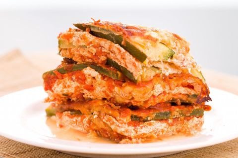 zucchini lasagna delish