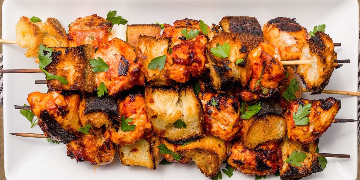 Best Italian Chicken Skewer Recipe How To Make Italian Chicken