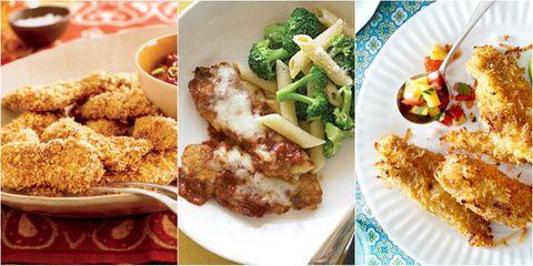 Food, Cuisine, Dish, Tableware, Fried food, Ingredient, Plate, Recipe, Finger food, Dishware,