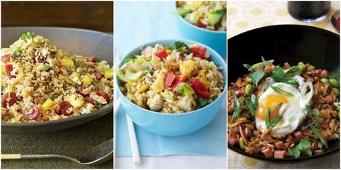 10 easy fried rice recipes best recipes for making fried rice food is better fried and that includes rice need some more veggies dishes check out one of these spinach salad recipes or one of these crunchy ccuart Gallery