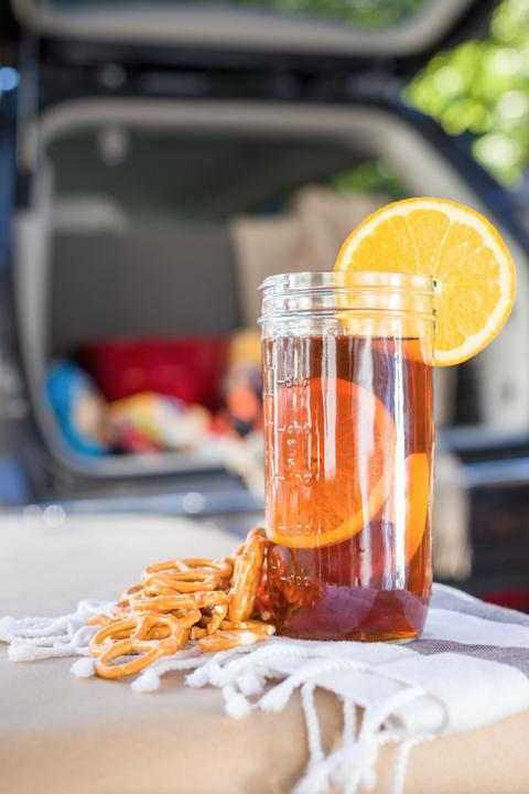 Georgia Spiked Sweet Tea Recipe