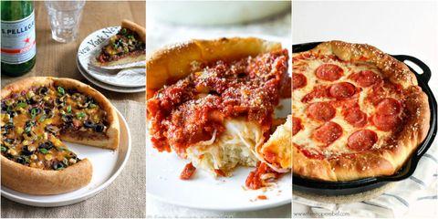 Dish, Food, Cuisine, Ingredient, Pizza, Comfort food, Produce, Recipe, Staple food, Junk food,