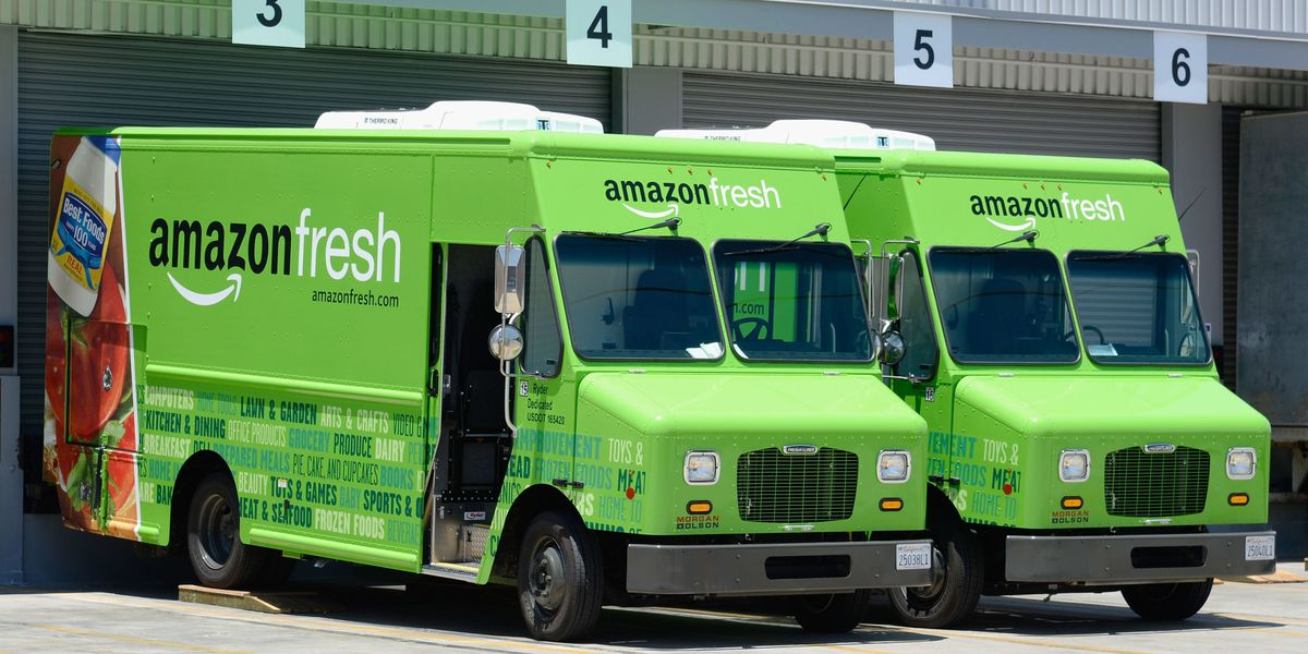 Amazon Fresh Wants to Bring You Produce Straight from the Farm ...