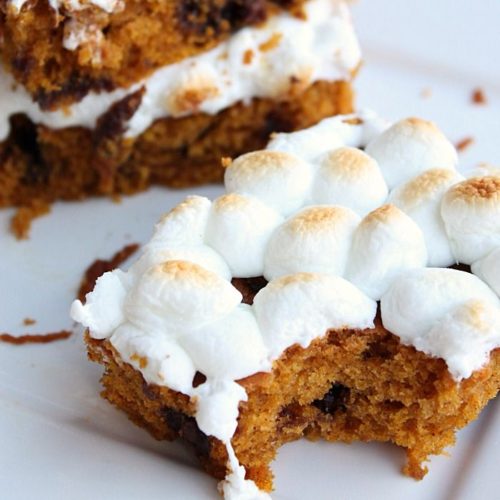 Pumpkin Dessert Bars Recipe: Recipes For Pumpkin Dessert Bars