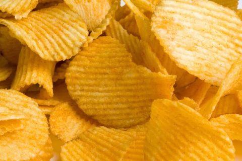 Yellow, Food, Cuisine, Potato chip, Light, Junk food, Natural foods, World, Sweetness, Ingredient,