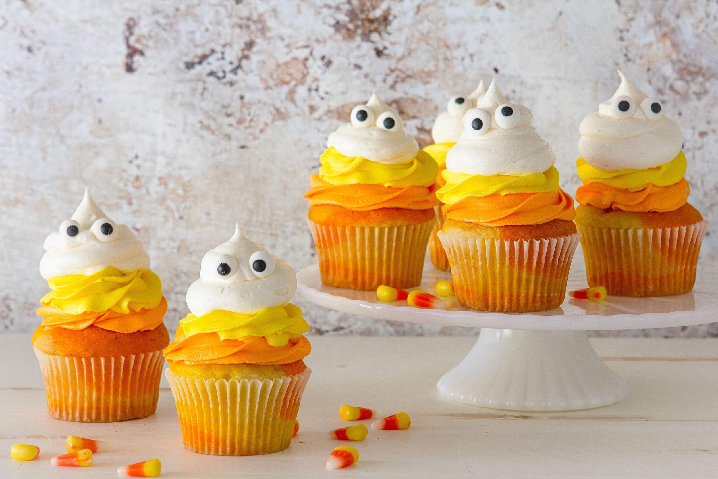 30 Easy Halloween Cupcake Ideas Recipes for Halloween