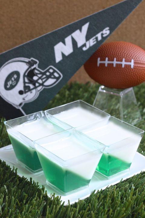 New York Jets Jell-O Shots
