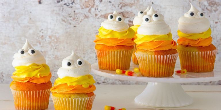 18 Easy Halloween Cupcake Ideas Recipes Amp Decorating