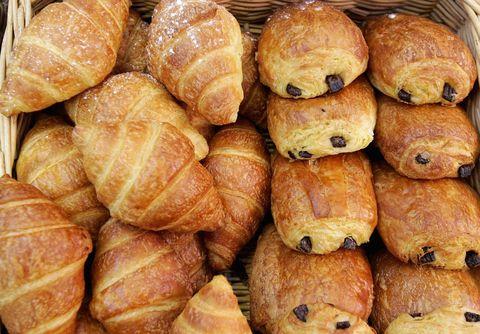 Food, Bread, Baked goods, Ingredient, Snack, Cuisine, Tan, Bakery, Staple food, Baking,