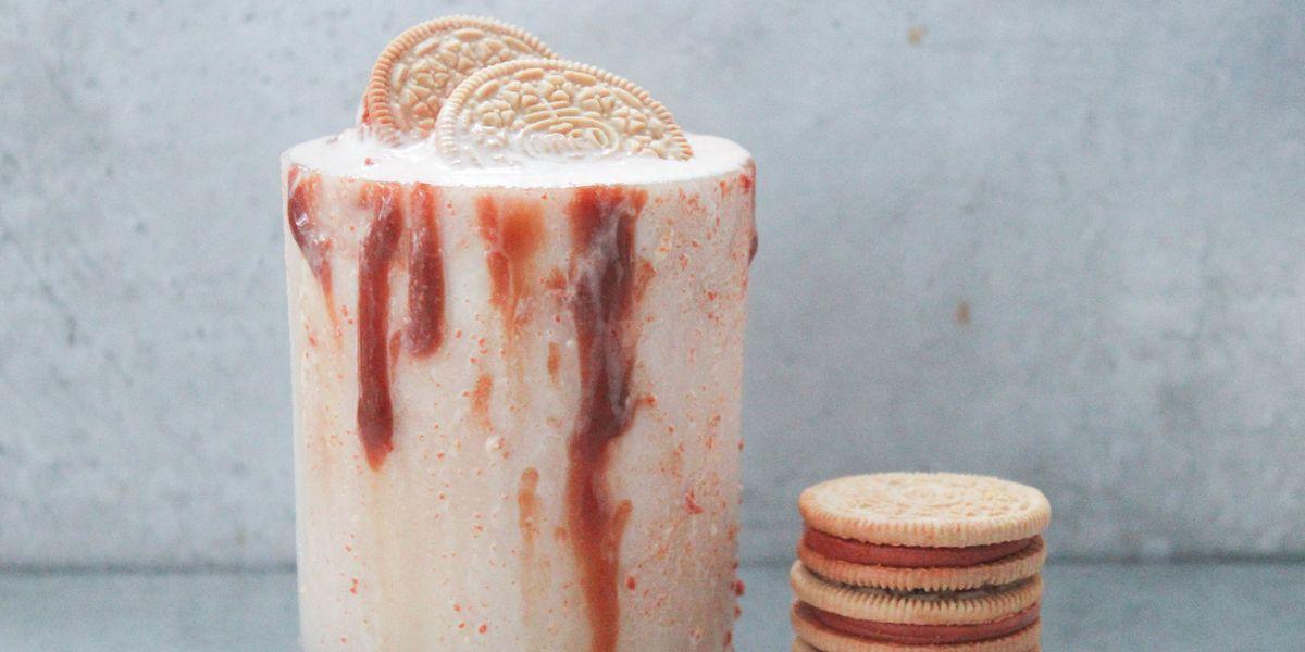 Best Pumpkin Spice Oreo Spiked Milkshake Recipe How To