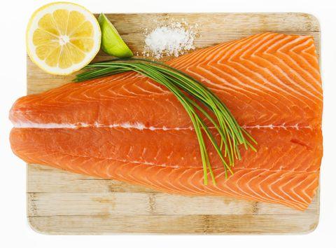 Salmon for Depression