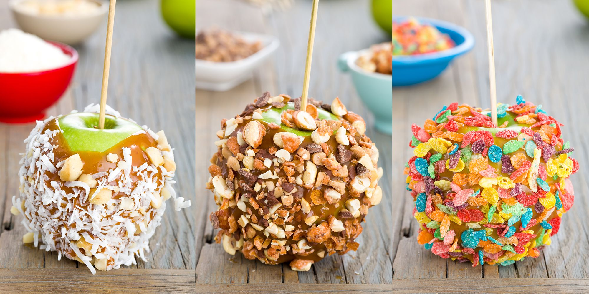 17 Best Caramel Apple Recipes And Toppings Candy Apple Ideas Delish Com