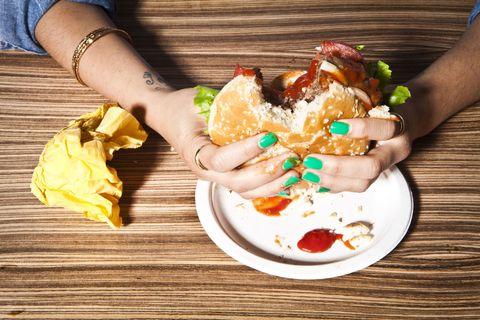Food, Cuisine, Tableware, Ingredient, Dish, Meal, Plate, Recipe, Wrist, Fast food,