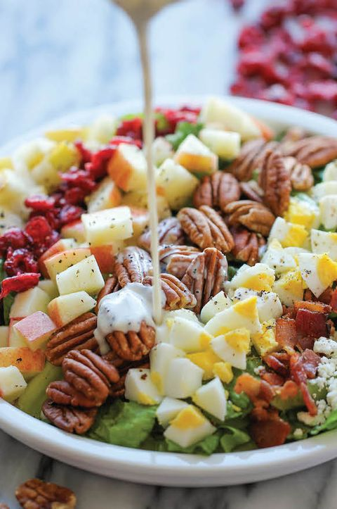 25 Best Thanksgiving Salad Recipes Easy Ideas For Holiday Salad