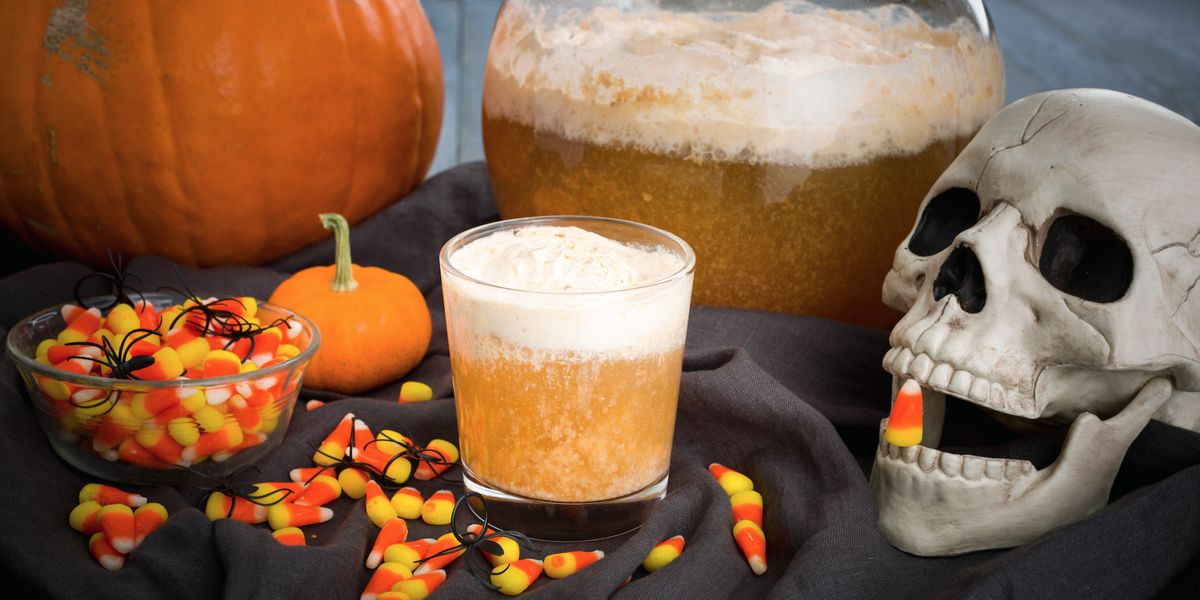 15 Halloween Punch Recipes Alcoholic Fall Punches Delish Com