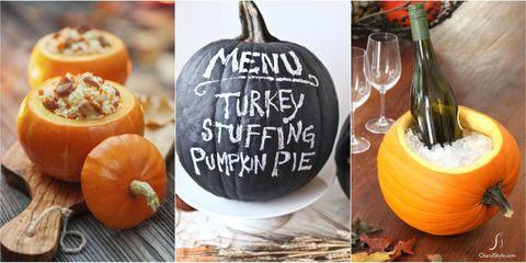 Pumpkin Hack Collage