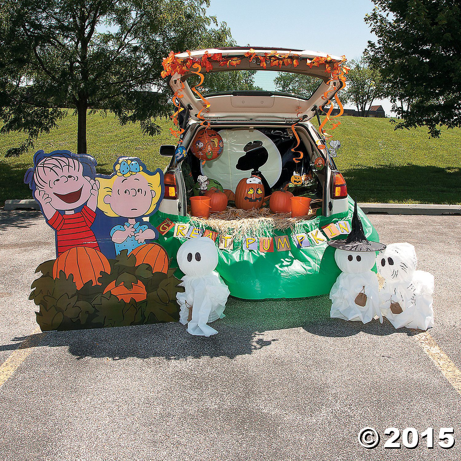 Trunk Or Treat Ideas What Is Trunk Or Treat Delish Com
