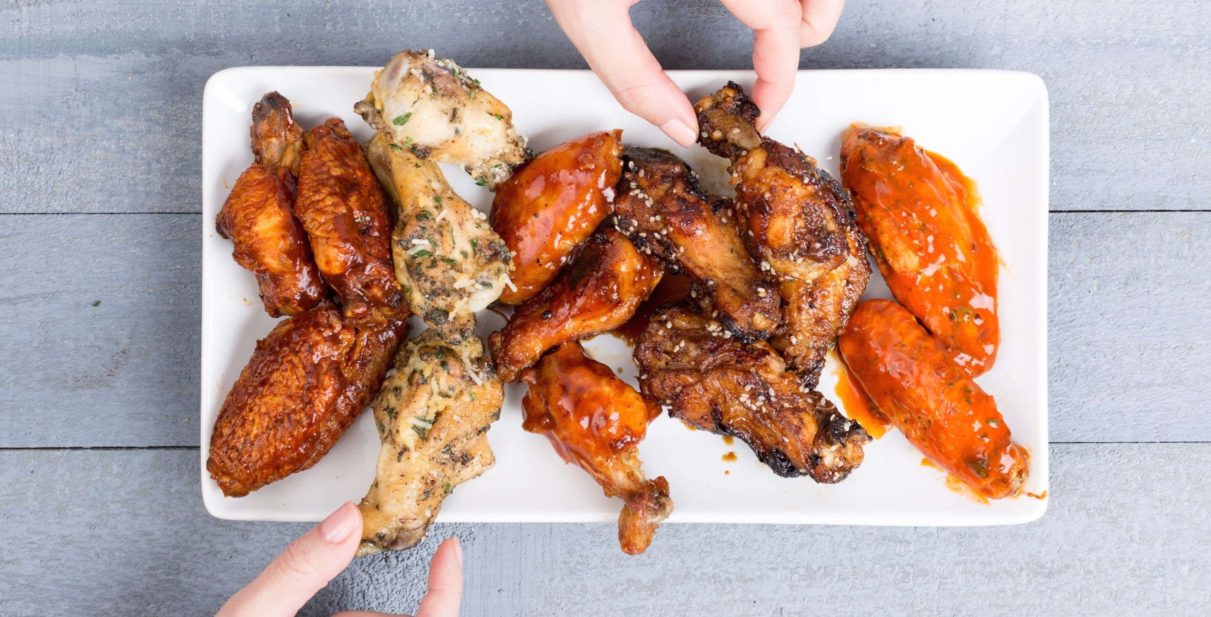 9 Slow-Cooker Wings Perfect For Super Bowl Sunday