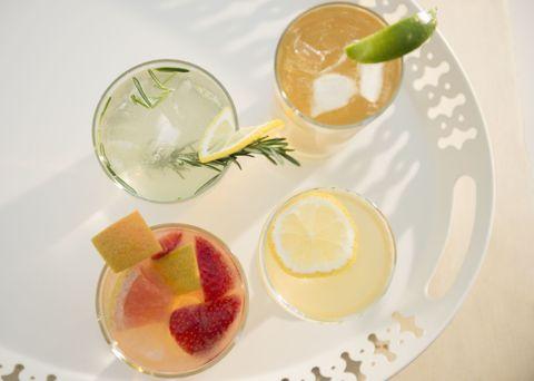 Lemon, Citrus, Fruit, Ingredient, Food, Meyer lemon, Tableware, Sweet lemon, Drink, Lemon peel,