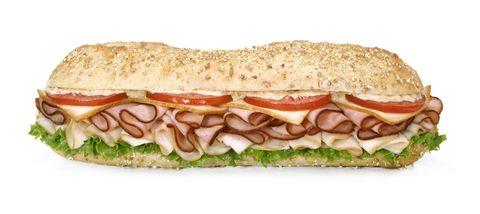 Food, Cuisine, Finger food, Red, Ingredient, Baked goods, Fast food, Dish, Snack, Leaf vegetable,