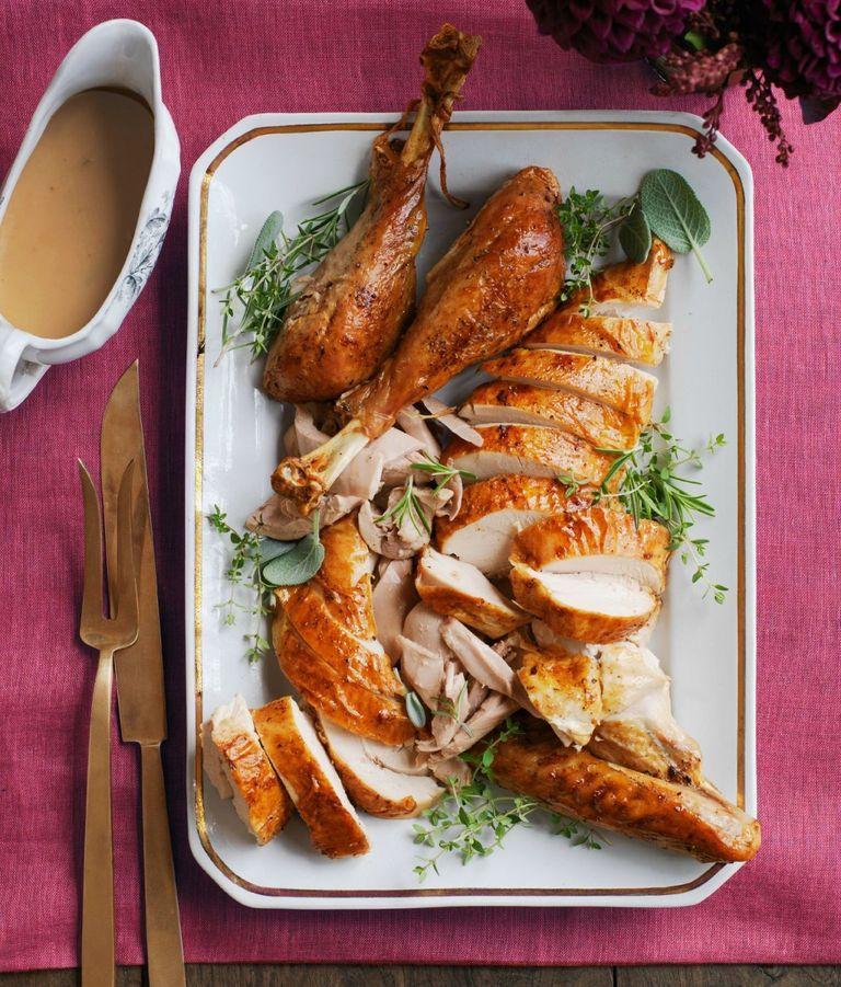30+ Easy Thanksgiving Turkey Recipes