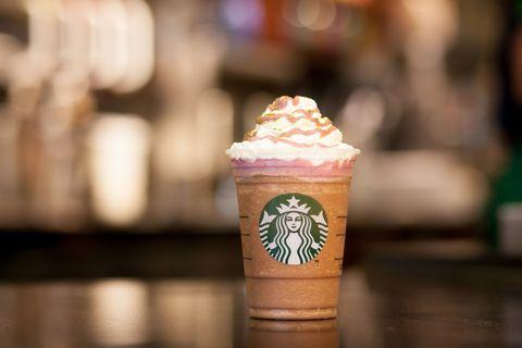 Starbucks Beast Mode Frappuccino