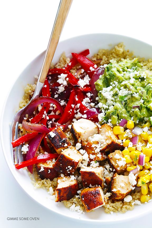 15 Best Quinoa Bowl Recipes How To Make Quinoa Lunch Bowlsdelish