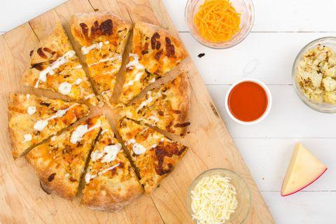fall pizza