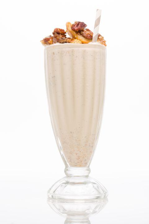 leftover pecan pie bourbon shake