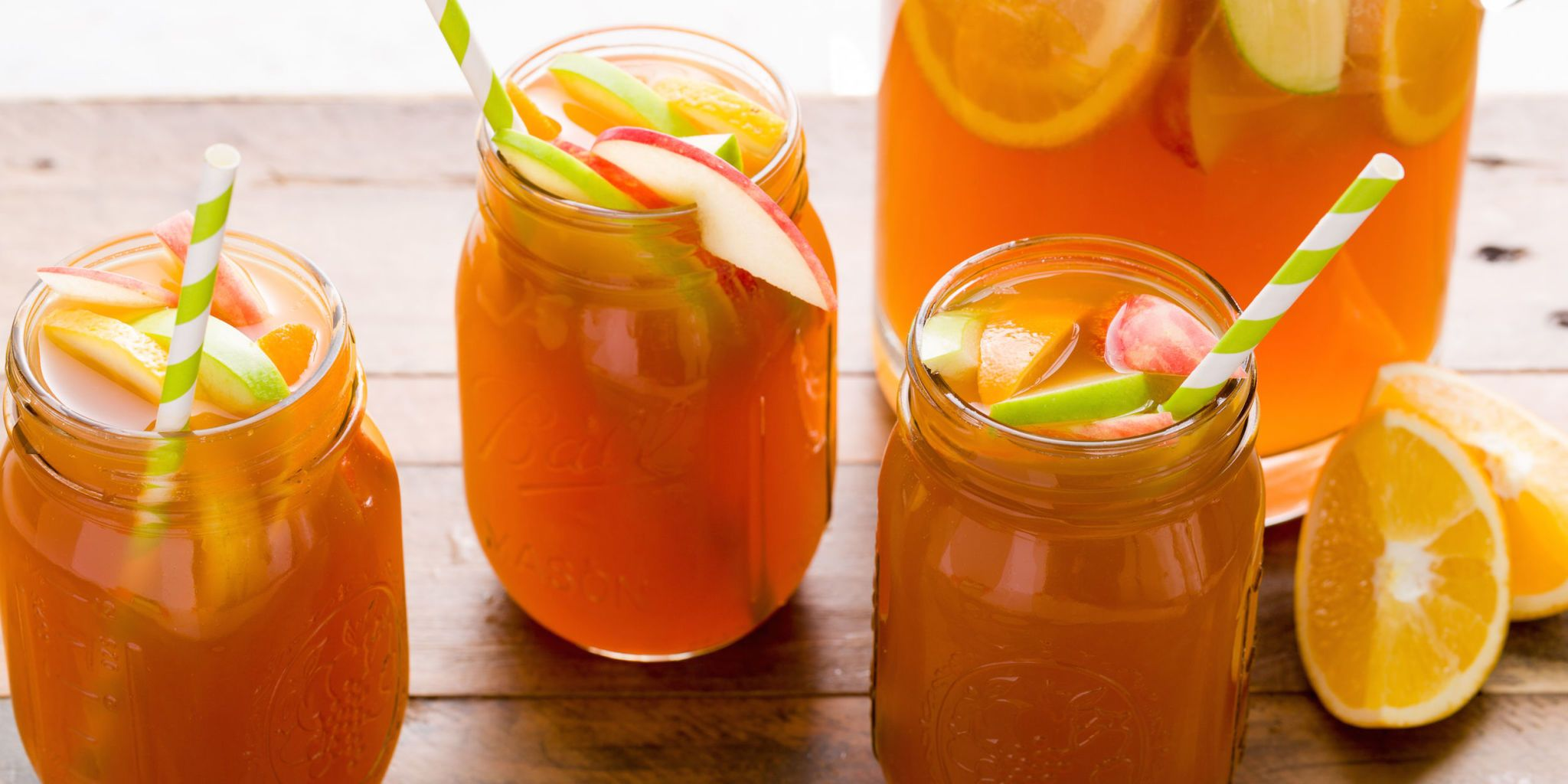 12 Fall Sangrias To Drink When You're Missing Summer