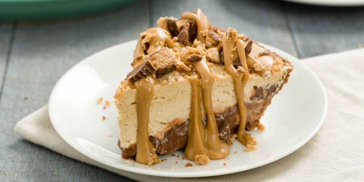 Chocolate Peanut Butter Cool Whip Pie Recipe Delish Com