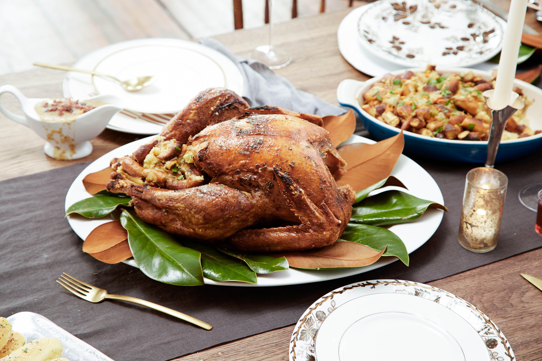 Ranch-Seasoned Roast Turkey