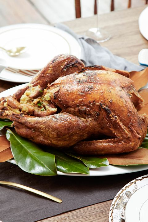 Ranch-Seasoned Turkey