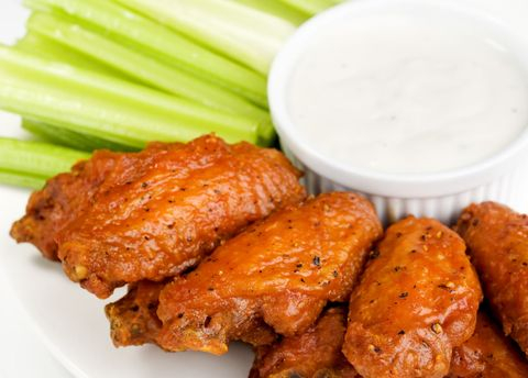 Food, Ingredient, Dish, Meat, Condiment, Sauces, Dairy, Ranch dressing, Chicken meat, Breakfast,