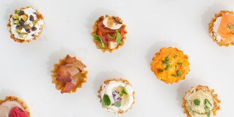 14 Awesome Ways to Stuff Phyllo Cups