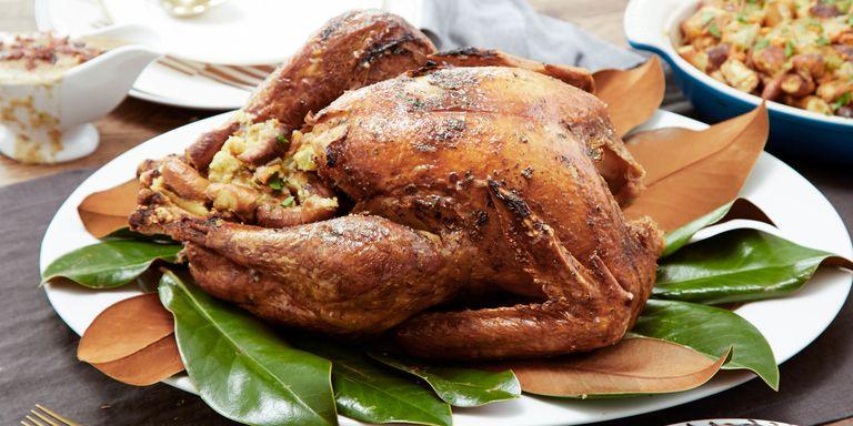 40 traditional thanksgiving dinner menu and recipesdelish ranch seasoned turkey forumfinder Choice Image