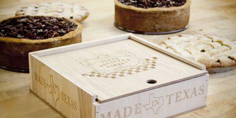 Three Brothers Bakery of Houston Pie Box