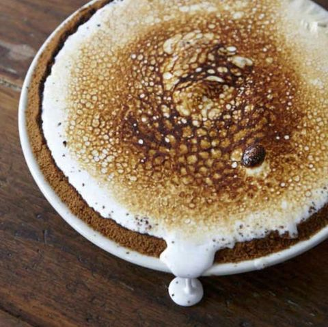 S'mores pie - Butter & Scotch