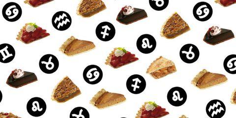 Best Pie for Your Zodiac Sign - Dessert Horoscopes - Delish com