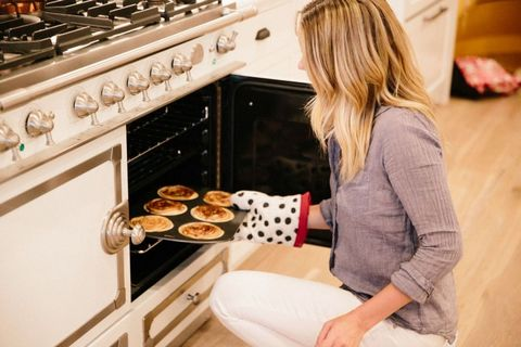 Lauren Conrad's Apple Pies