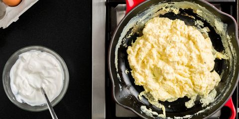 Scrambled Eggs Scrambled