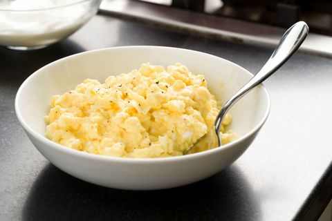 Scrambled Eggs Beauty